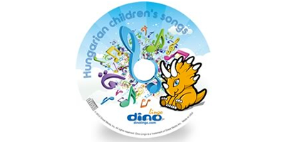Hungarian for kids Song CD - Dino Lingo Checkout