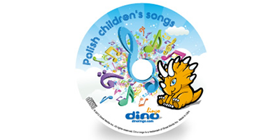 Polish for kids Song CD - Dino Lingo Checkout