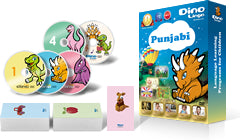 Punjabi for kids Standard set