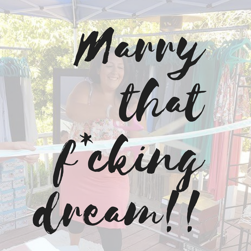 Marry that F*cking Dream!