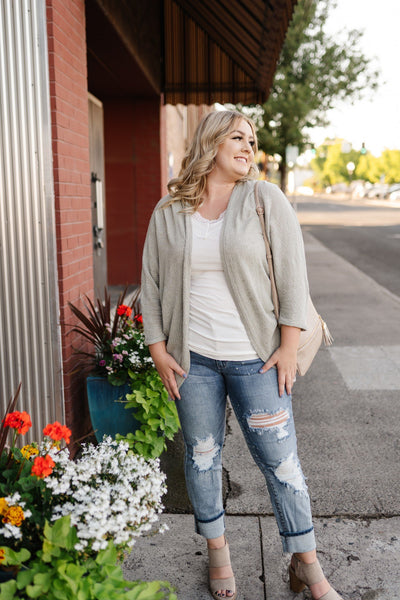 Feeling Zen Cardigan - Thongin' It Boutique