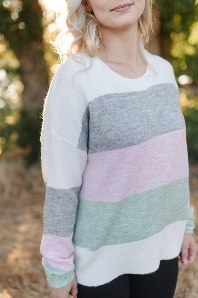 Taffy By The Bay Sweater