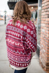 Winter Wonderland In Holly Berry - Thongin' It Boutique
