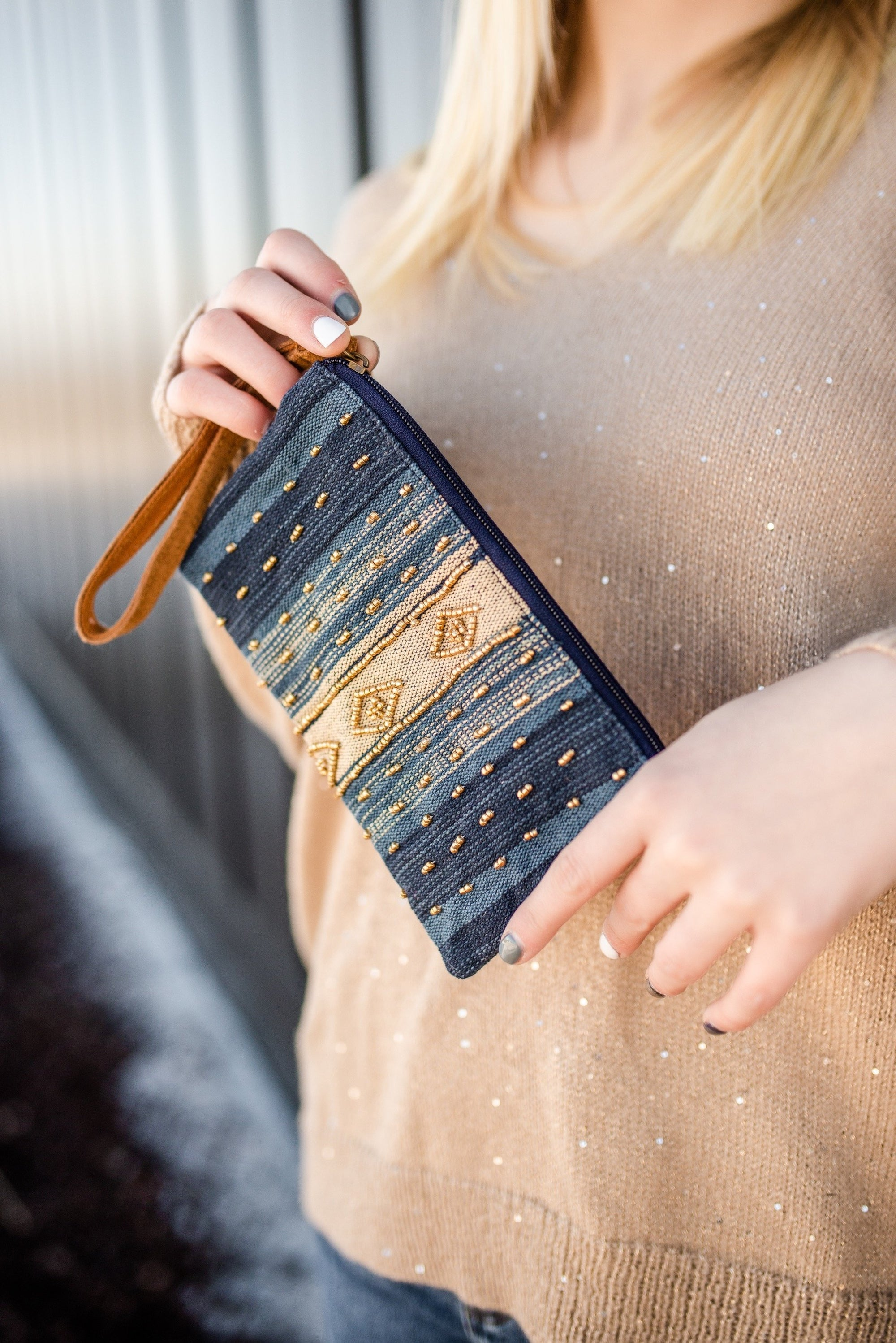 Perfect In A Clutch Wristlet