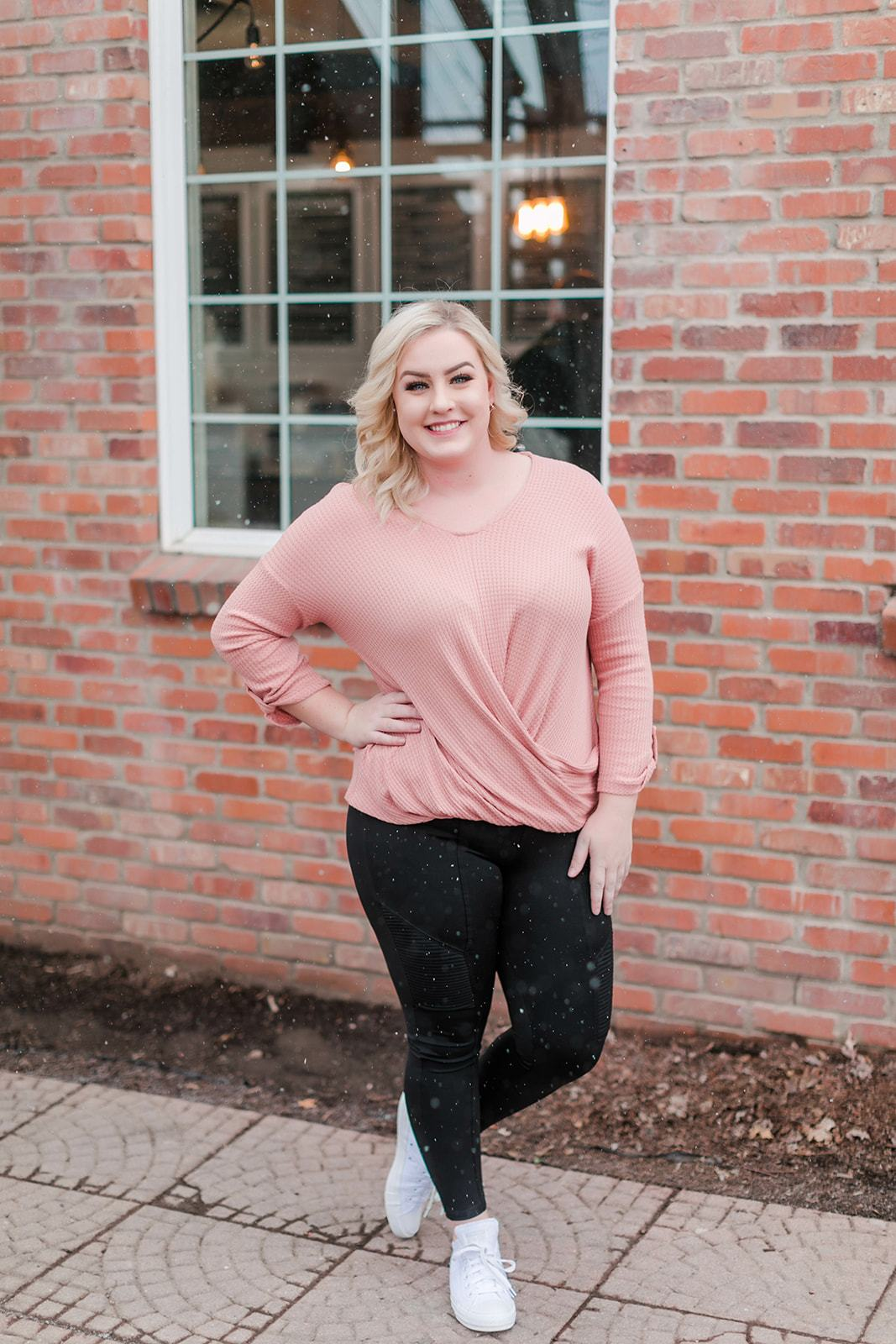 Color Me Impressed In Bashful Pink - Thongin' It Boutique