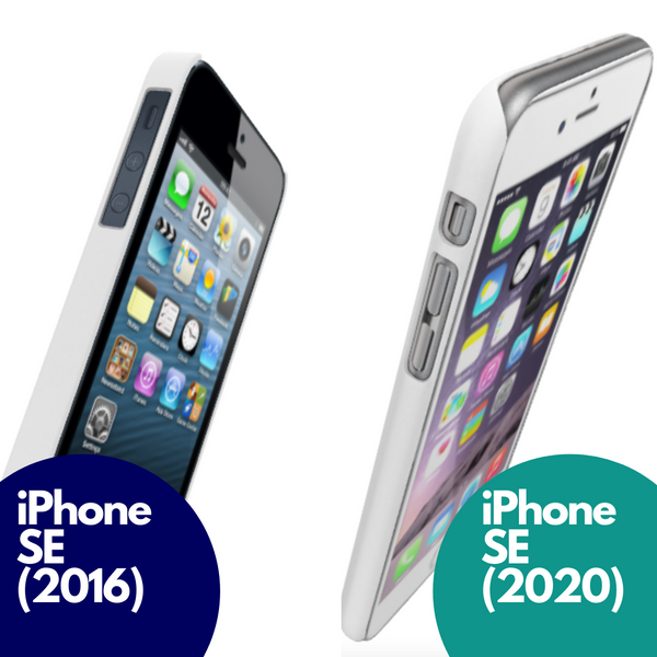 Difference between iPhone SE 2016 1st generation and iPhone 2020 2nd generation