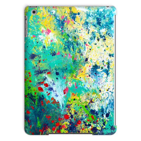 Lily Pond iPad Case