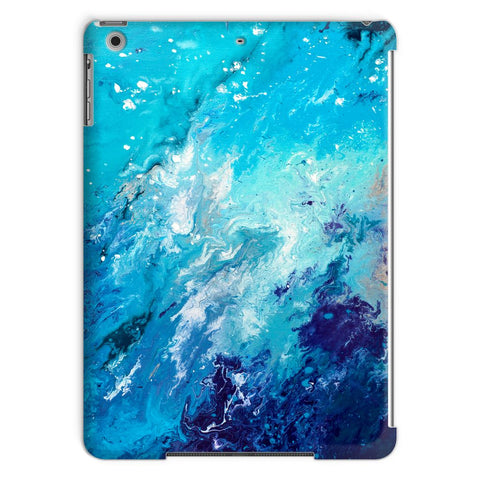 Drift Away iPad Case