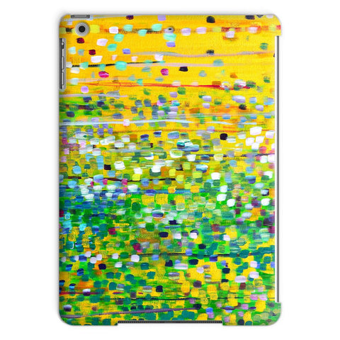 We Plough the Fields iPad Case