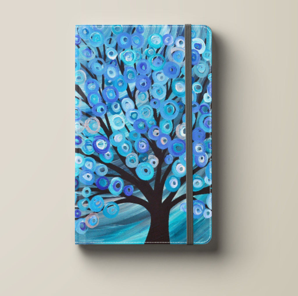Blue Tree Journal - Louise Mead
