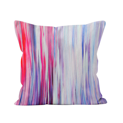 Candy Stripes Cushion - Louise Mead