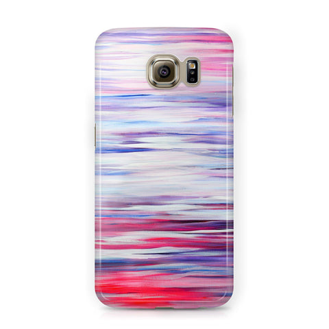 Candy Stripes Samsung Case - Louise Mead