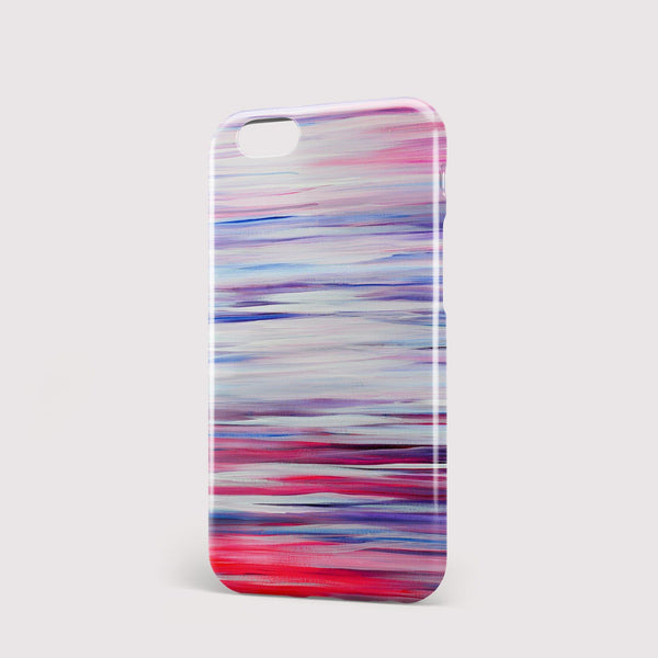 Candy Stripes iPhone Case - Louise Mead