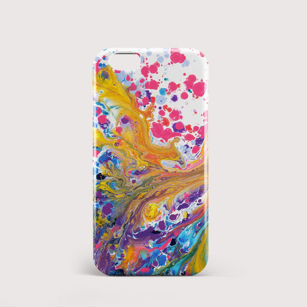 Excitement iPhone Case - Louise Mead