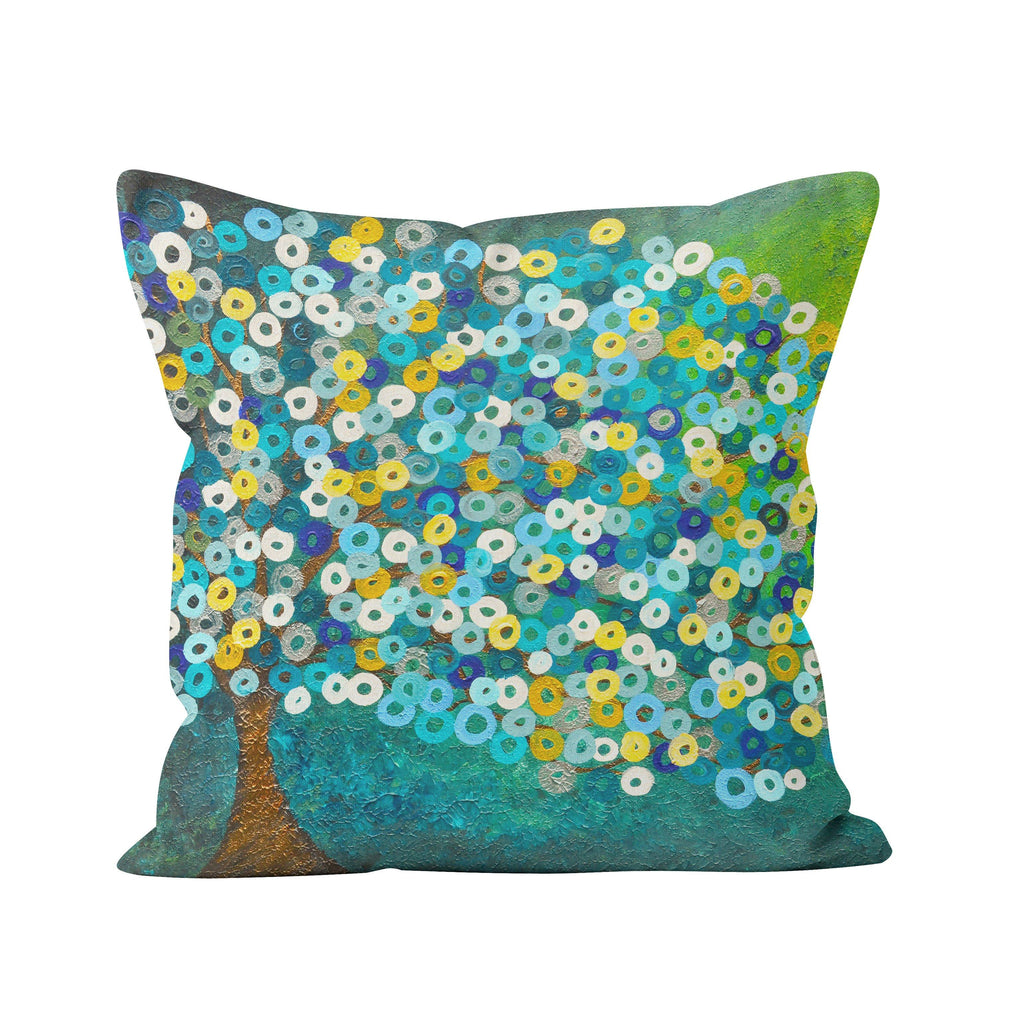 Night Tree Pillow - Louise Mead
