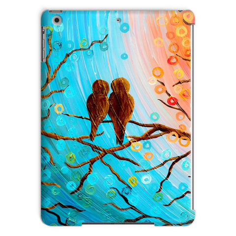 Lovebirds Lovebirds iPad Case - Louise Mead