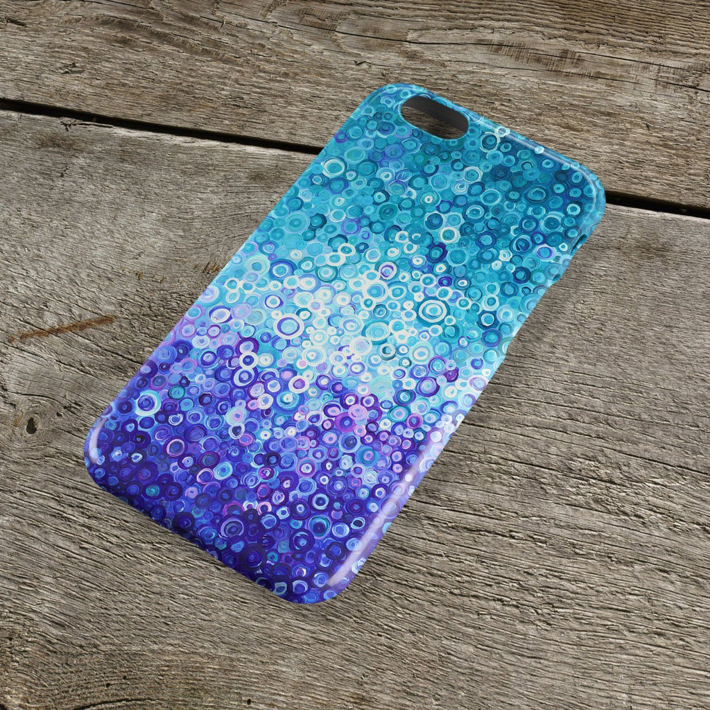 Touch the Sky iPhone Case - Louise Mead