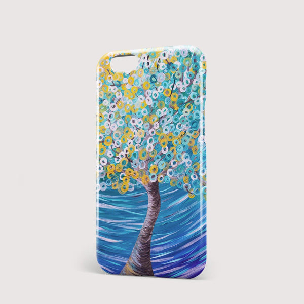 Night Breezes iPhone Case - Louise Mead