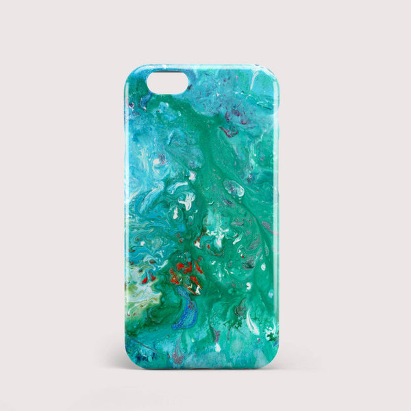 All at Sea iPhone Case - Louise Mead
