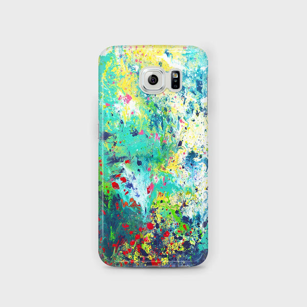 Lilypond Samsung Case - Louise Mead