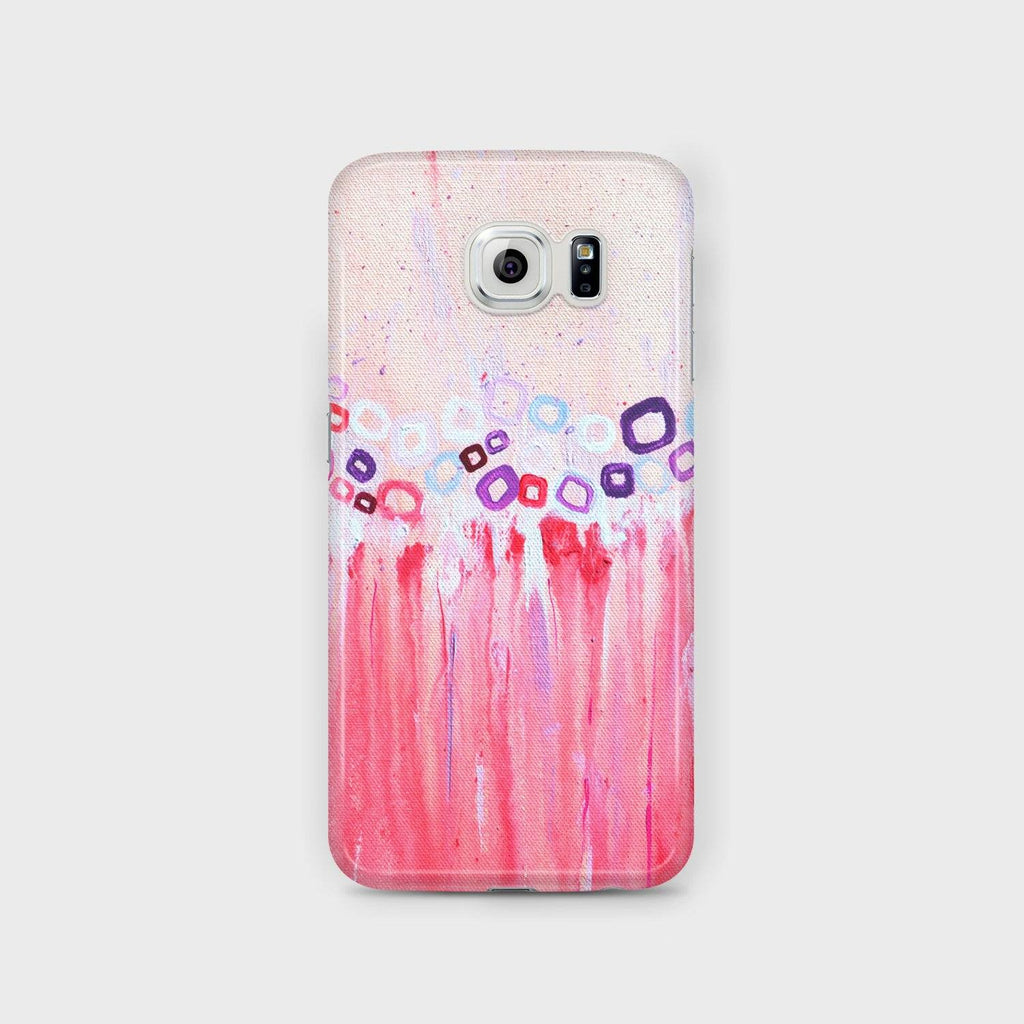 Pebbles Samsung Case - Louise Mead
