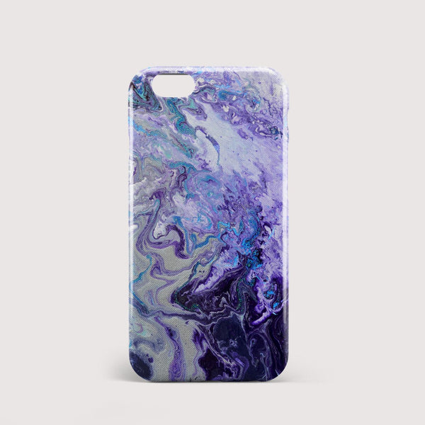 Amethyst Purple iPhone Case - Louise Mead