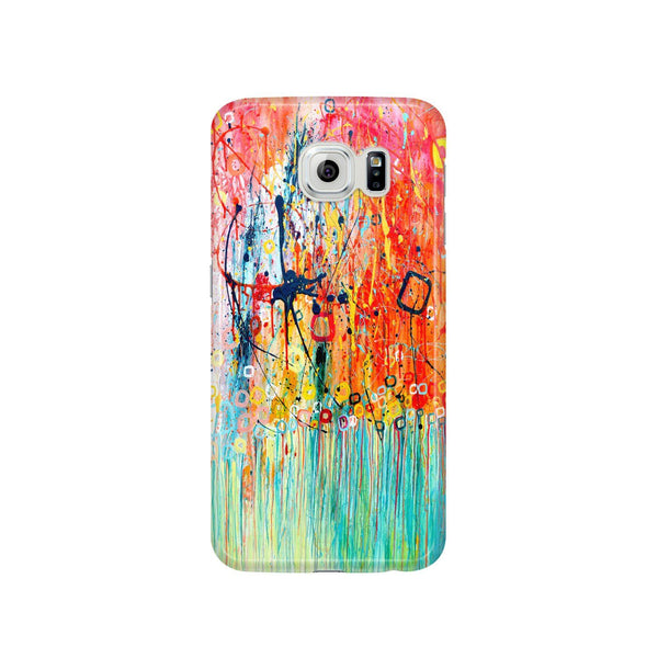 Jellyfish Samsung Phone Case - Louise Mead