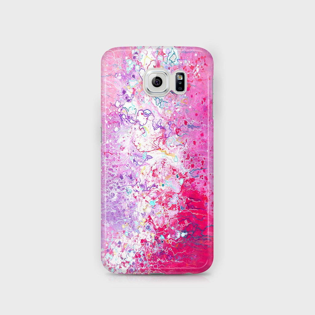 Falling Through Clouds Samsung Case - Louise Mead