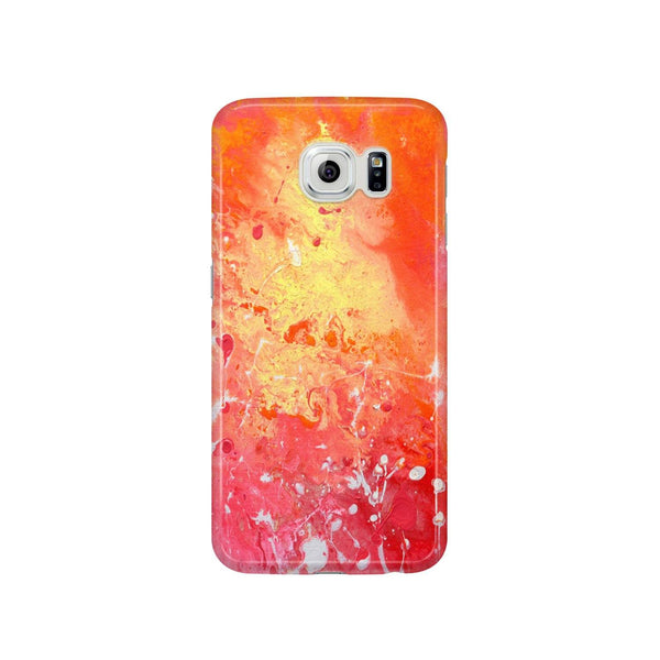Red Hot Samsung Case - Louise Mead