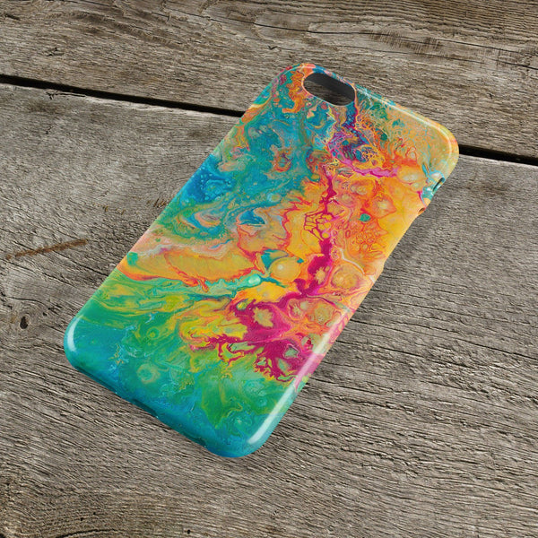 Colourful iPhone Case - Louise Mead
