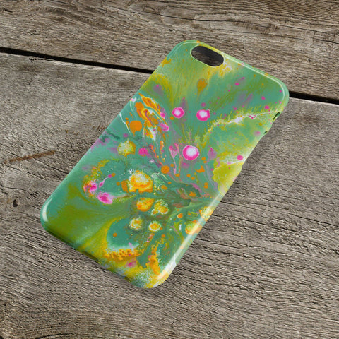 Rock Pool iPhone Case