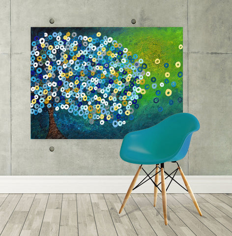 Still Night Canvas Print