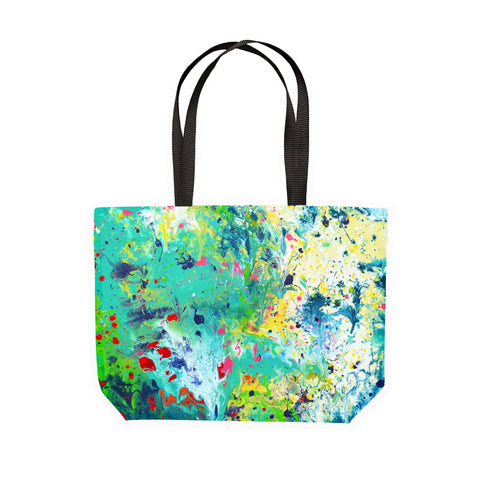 Lilypond Canvas Tote - Louise Mead