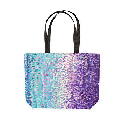 Winter Garden Canvas Tote - Louise Mead