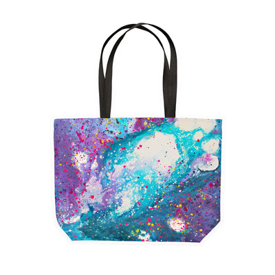 Stardust Canvas Tote - Louise Mead