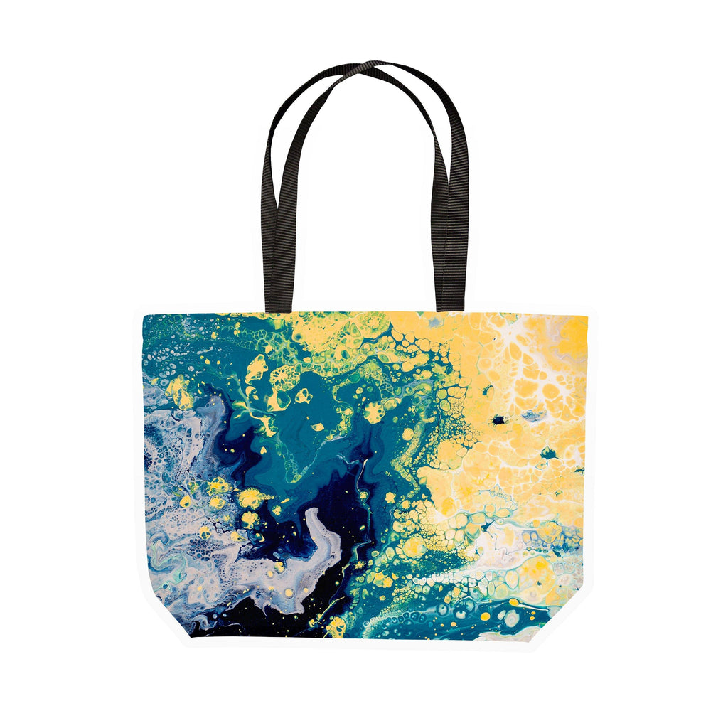 Coastline Canvas Tote - Louise Mead