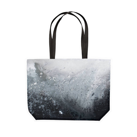 Monochrome Canvas Tote - Louise Mead