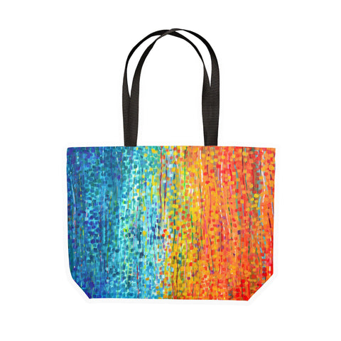 Fiesta Canvas Tote - Louise Mead