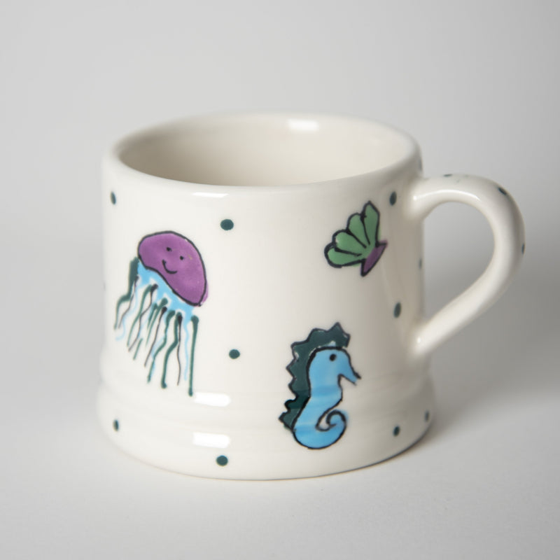 Small Kids Under the Sea Mug