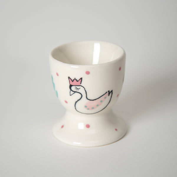 Swan Princess Egg Cup