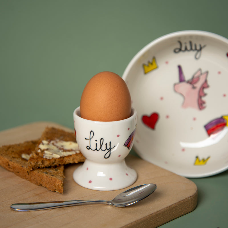 Magical Unicorn Egg Cup