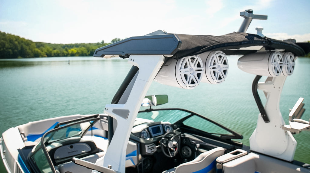Upgrading Your Boats Audio System – Freeman's Car Stereo