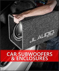 Car Subwoofers and Enclosures