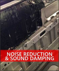 Noise Reduction & Sound Damping