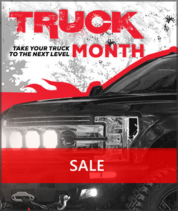 Truck Month Sale!