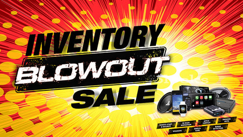 Inventory Blowout Freeman S Car Stereo