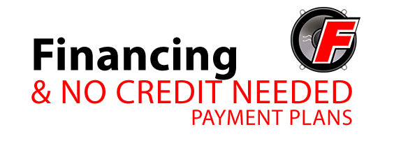 Financing and No Credit Needed Payment Plans