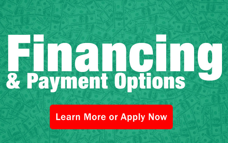 Financing And Payment Options