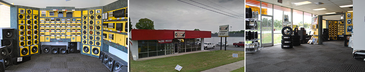Gastonia Location Exterior and Interior Photos