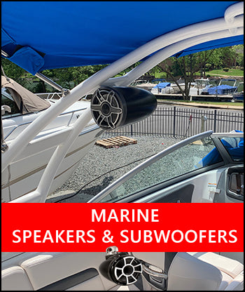 Marine Speakers and Subwoofers